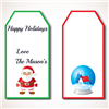 Christmas Labels Pack 1